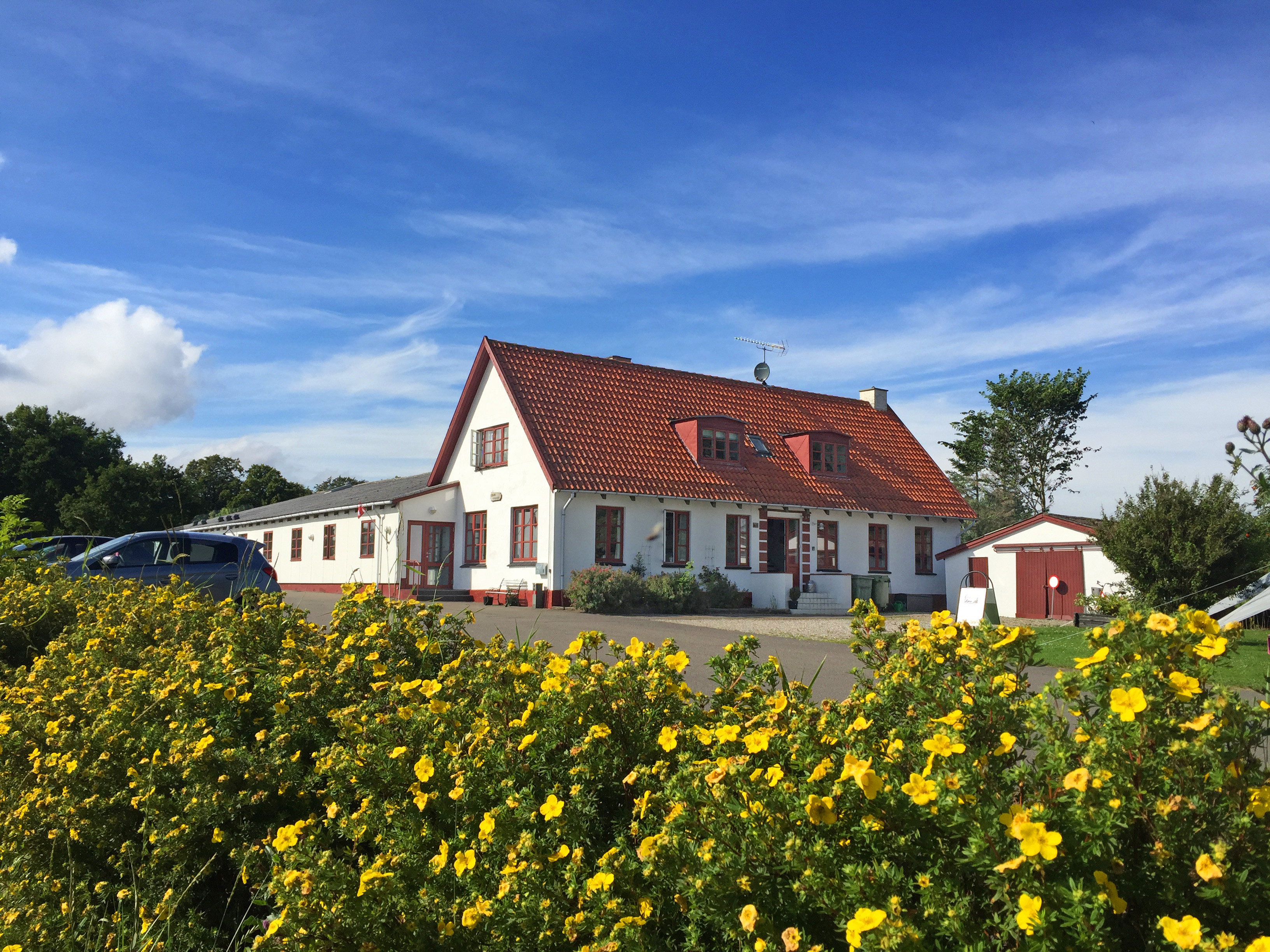 Skriveferie med HUF - Egebjerg Forsamlingshus