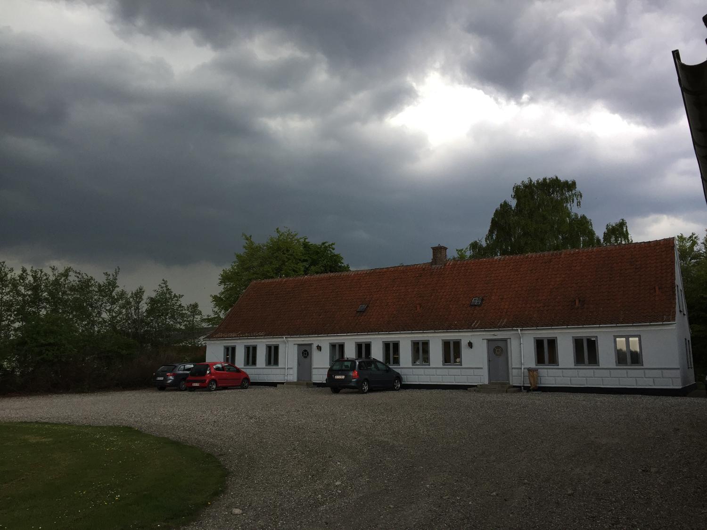 Uvejr sætter årets Rævetræf i gang